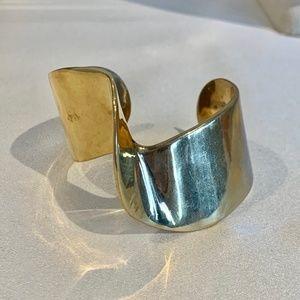 Pivot Cuff (Gold)